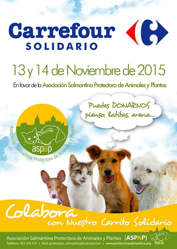 NOS INVITAN!! 2 DÍAS EN CARREFOUR!!!