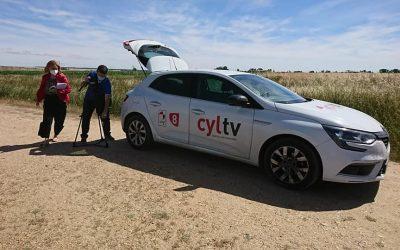 CyL7 TV en el refugio de ASPAP: CAMPAÑA CONTRA EL ABANDONO